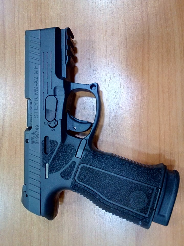 STEYR M9-A2 MF Image
