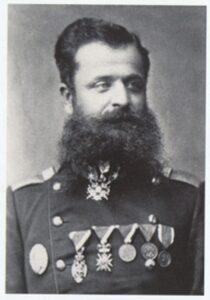 Kosta Koka Milovanović, konstruktor srpske jednometne puške Mauzer-Milovanović M.1880