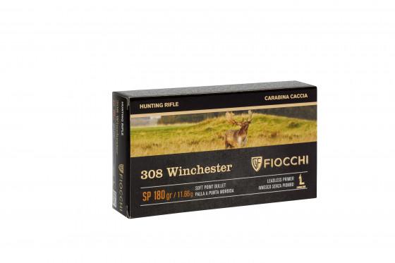 FIOCCHI .308 Winchester SP 180 Image