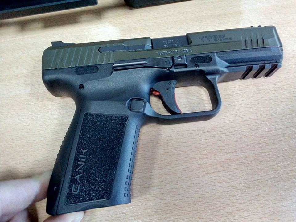 Test pištolja Canik TP9 SF Elite MG – visok kvalitet za malo novca