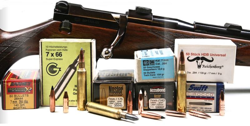 Njemački metak 7×66 mm SE vom Hofe – Stogodišnji aristokratski sprinter