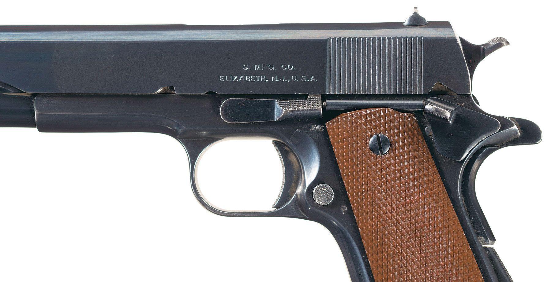 Singer Colt M1911A1