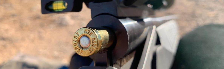 .22-250 Remington – ekstremno brzi američki kalibar