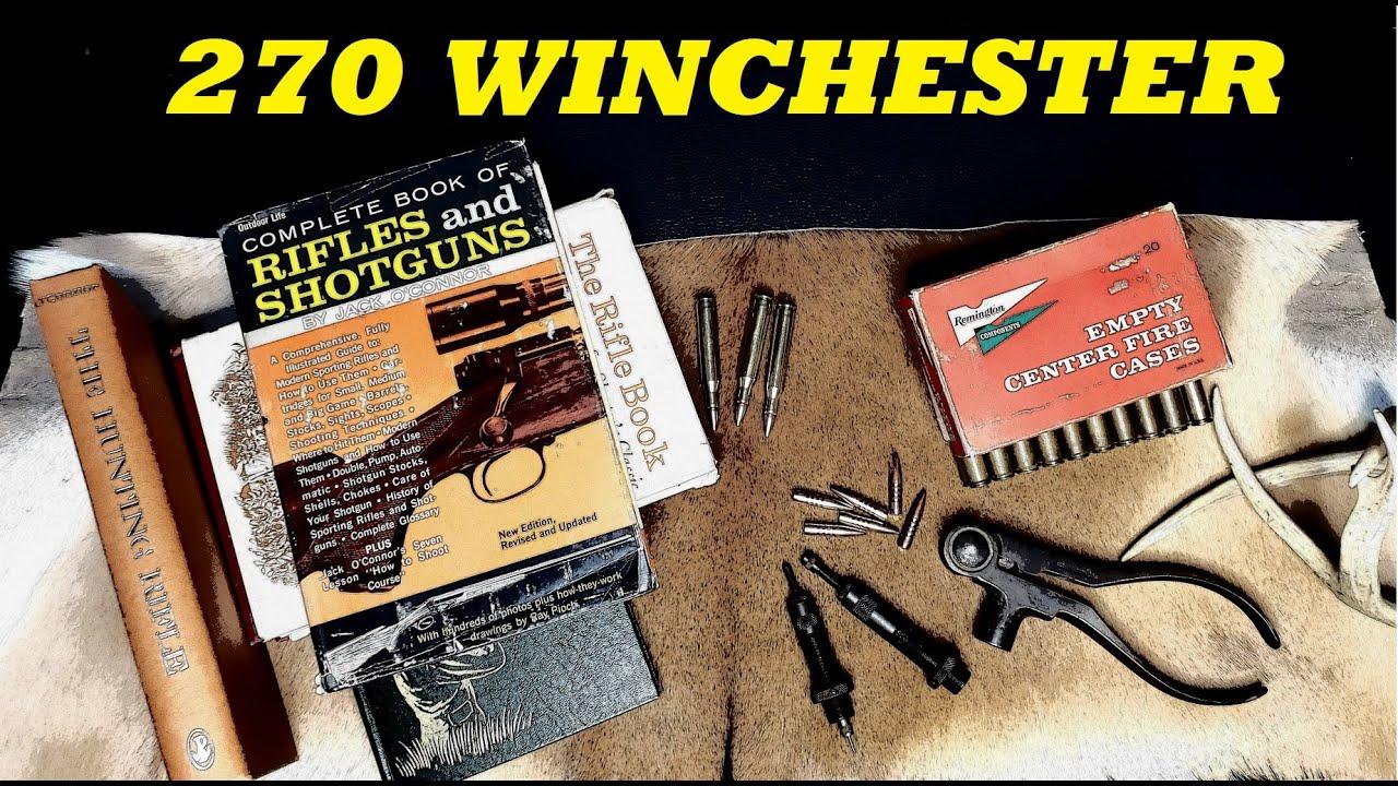 Metak .270 Winchester po popularnosti odmah iza .30-06 Springfield